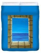 Meditation Duvet Cover by Pamela Allegretto