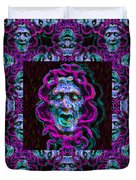 Medusa's Window 20130131m180 Duvet Cover by Wingsdomain Art and Photography
