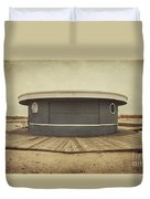 Memories In The Sand Duvet Cover by Evelina Kremsdorf