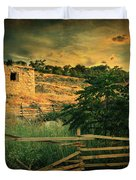 Mesmer Duvet Cover by Taylan Soyturk