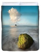 Metaphysics Duvet Cover by Matteo Colombo