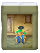 Mexican Serenade Duvet Cover by Pamela Allegretto