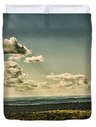 Mile's Between Us. Duvet Cover by Rob Dietrich