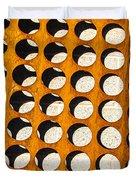 Mind - Spaces Duvet Cover by Steven Milner