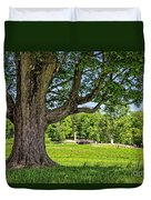 Minute Man National Historical Park  Duvet Cover by Edward Fielding