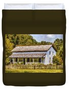 Miss Becky's House Duvet Cover by Barry Jones