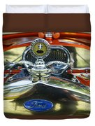 Model T Ford Duvet Cover by Robert Bales