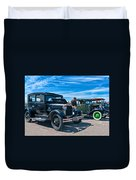 Model T Fords Duvet Cover by Steve Harrington