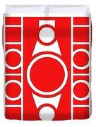 Modern Design II Duvet Cover by Mike McGlothlen