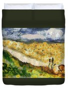 Momzie's Nature -t02-2v03f Duvet Cover by Variance Collections