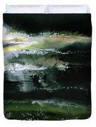 Moon N Light Duvet Cover by Anil Nene