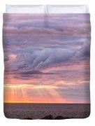 Morning Has Broken Duvet Cover by Mary Amerman