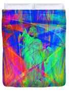 Mother of Exiles 20130618 Duvet Cover by Wingsdomain Art and Photography