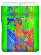 Mother Of Exiles 20130618m120 Long Duvet Cover by Wingsdomain Art and Photography