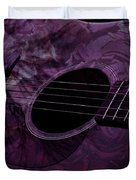 Music Of The Roses Duvet Cover by Barbara St Jean