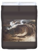 My Destiny Duvet Cover by Victor Hugo