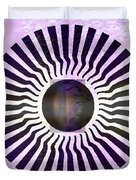 MY HEAD SPINS Duvet Cover by PainterArtist FIN