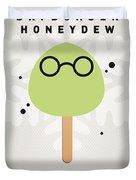 My Muppet Ice Pop - Dr Bunsen Honeydew Duvet Cover by Chungkong Art