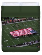 National Anthem Duvet Cover by Dan Sproul