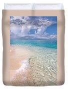 Natural Wonder. Maldives Duvet Cover by Jenny Rainbow