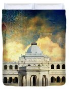 Nawab's Palace Duvet Cover by Catf