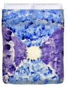 Neonspur Duvet Cover by Sumit Mehndiratta