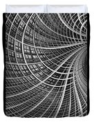 Network II Duvet Cover by John Edwards