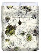 Neural Network Duvet Cover by Anastasiya Malakhova