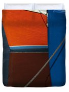 New Bedford Waterfront No. 3 Duvet Cover by David Gordon