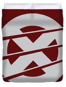 No123 My Xmen Minimal Movie Poster Duvet Cover by Chungkong Art