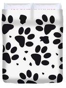 No229 My 101 Dalmatians minimal movie poster Duvet Cover by Chungkong Art