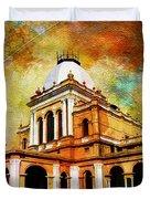 Noor Mahal Duvet Cover by Catf