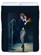 Not Fade Away Duvet Cover by Tom Roderick