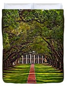 Oak Alley II Duvet Cover by Steve Harrington