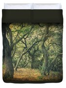 Oh How They Danced Duvet Cover by Laurie Search
