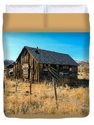 Old And Forgotten Duvet Cover by Robert Bales