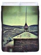 Old Schoolhouse Duvet Cover by Jill Battaglia