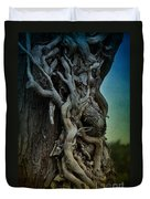 Old Vine Duvet Cover by Mary Machare