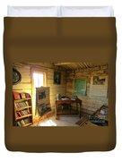 One Room School Duvet Cover by John Malone
