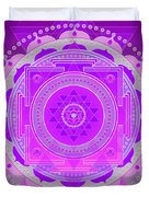 Oneness and Unity Duvet Cover by Sarah  Niebank