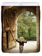 Open Gate Duvet Cover by Heiko Koehrer-Wagner