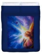 Orion Nebula Duvet Cover by James Christopher Hill
