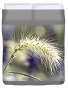 Ornamental Sweet Grass Duvet Cover by Heiko Koehrer-Wagner