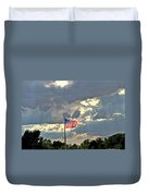 Our Country Duvet Cover by Dan Sproul