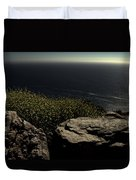 Over The Hills And Far Away Duvet Cover by Ed Smith