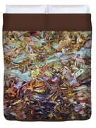 Paint Number 51 Duvet Cover by James W Johnson