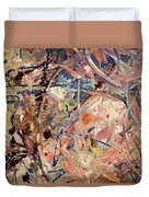 Paint Number 53 Duvet Cover by James W Johnson