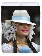 Panama Beauty Duvet Cover by Heiko Koehrer-Wagner