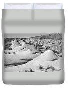 Paria Utah Iv Duvet Cover by Dave Gordon