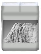 Paria Utah X Duvet Cover by Dave Gordon